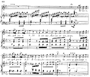 ah mes amis, quel jour de fête! cavatina for tenor (tonio). g. donizetti: la fille du régiment,vocal score, ed. h.i lemoine (1876). french.