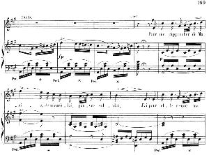 Pour me rapprocher de Marie: Romance for Tenor  (Tonio). G. Donizetti: La fille du régiment, Vocal Score, Ed. H. Lemoine (1876). PD. French.   eBooks   Sheet Music