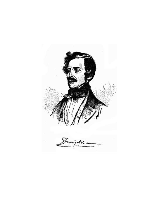 Second Additional product image for - Quanto e bella, quanto e cara: Cavatina for Tenor (Nemorino). G. Donizetti: L'elisir d'amore,Vocal Score, Ed. Ricordi (1869). PD. Italian.