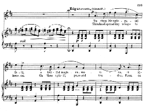 tu che a dio spiegasti: aria for tenor (edgardo). g. donizetti: lucia di lamermoor, act iii scene 2. vocal score, ed. schirmer (1898). pd. italian/english.
