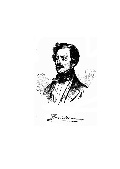 Second Additional product image for - Come Paride vezzoso: Cavatina for Bass or Baritone (Belcore) . G. Donizetti: L'elisir d'amore.Vocal Score, Ed. Ricordi (1869). PD. Italian