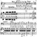 Cruda, funesta smania: Aria for Baritone (Enrico Ashton)  . G. Donizetti: Lucia di lamermoor, . Vocal Score, Ed. Schirmer (1898). PD. Italian/English.   eBooks   Sheet Music
