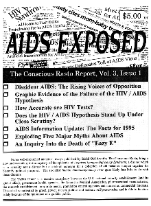 aids exposed: dissident voices, chapter 1