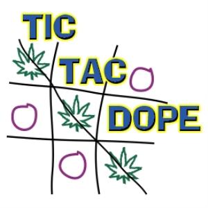 tic tac dope (marijuana)