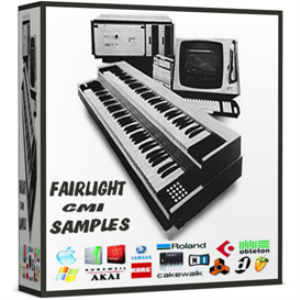 fairlight cmi samples collection kontakt