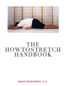 the howtostretch handbook