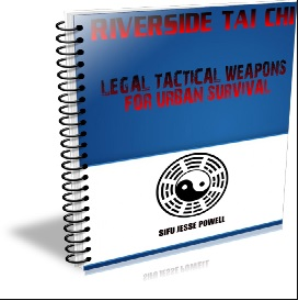 legal tactical weapons for urban survival