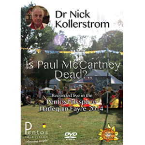 is paul mccartney dead? dr nick kollerstrom