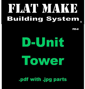 d-unit tower