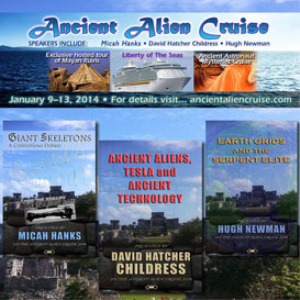 ancient alien cruise 2014 box-set