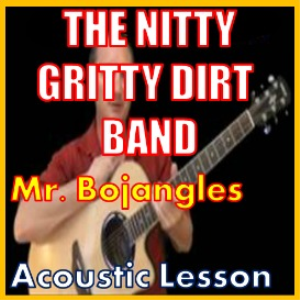 learn to play mr bojangles by the nitty gritty dirt band