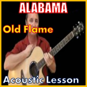 Learn to play Old Flame by Alabama   Movies and Videos   Educational