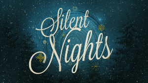 silent night north point for piano rhythm vocal strings