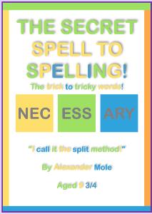 Secret Spell To Spelling PDF Download | eBooks | Language