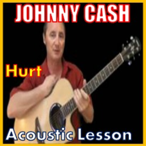 learn to play hurt by johnny cash
