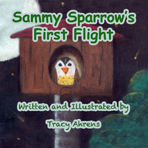 sammy sparrows first flight