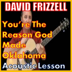 learn to play you're the reason god made oklahoma