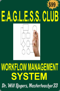 e.a.g.l.e.s.s. club workflow management system