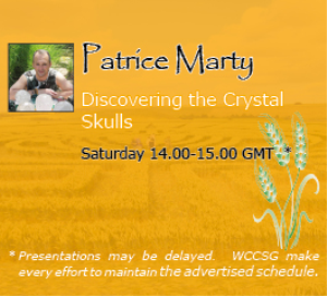 patrice marty - discovering crystal skulls
