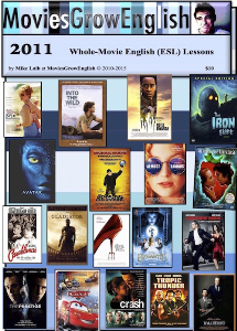 moviesgrowenglish movie esl  lesson yearbook-2011