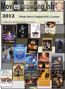 moviesgrowenglish movie esl  lesson yearbook-2012