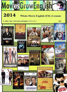 moviesgrowenglish movie esl  lesson yearbook-2014
