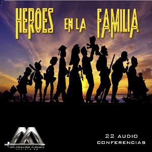 héroes en la familia