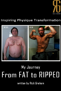 from fat to ripped