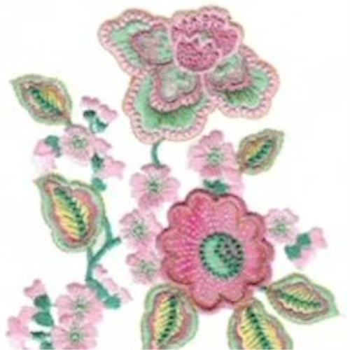 First Additional product image for - Applique Elegance Collection PES