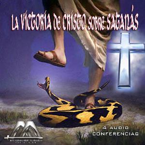 la victoria de cristo sobre satanás