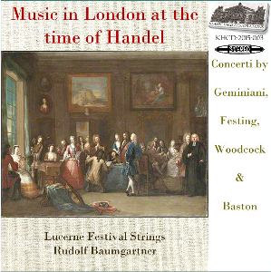 music in london at the time of handel - lucerne festival strings/baumgartner