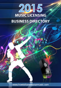 2015 Music Licensing Business Directory | eBooks | Entertainment