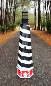 Cape Hatteras Lighthouse Plans | eBooks | Home and Garden