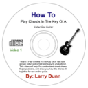 How To Play Chords In The Key Of A | Movies and Videos | Educational