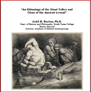 An Ethnology of the Giant Tribes and Clans in the Ancient Levant   Documents and Forms   Research Papers