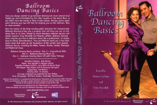First Additional product image for - Ballroom Dancing Basics