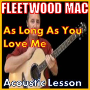learn to play as long as you follow by fleetwood mac