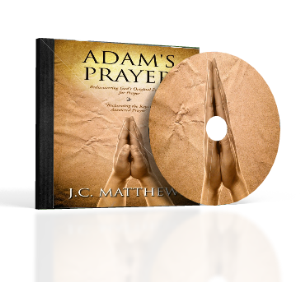 adam's prayer  - 4 part teaching series