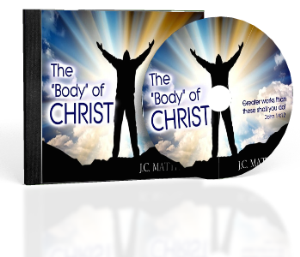 the body of christ - 2 part series