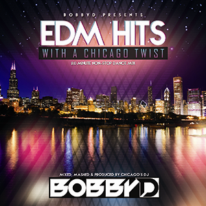 edm hits with a chicago twist
