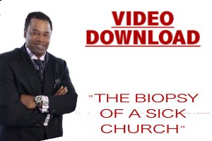the biopsy of a sick church