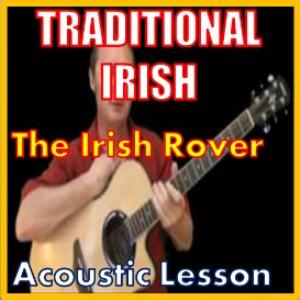 learn to play the irish rover - irish traditional