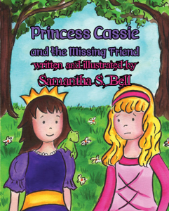 princes cassie and the missing friend