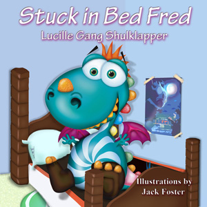 stuck in bed fred