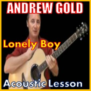 Learn to play Lonely Boy by Andrew Gold | Movies and Videos | Educational