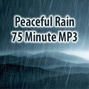 peaceful rain mp3 (75 minutes)