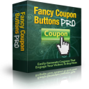Fancy coupon buttons, social media software bundle | Software | Internet
