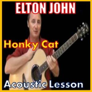 learn to play honky cat by elton john