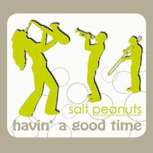 salt peanuts big band 5444 pro series chris r. hansen arrangement