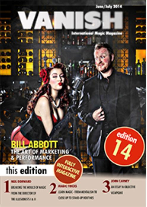 Second Additional product image for - Vanish Magazine Year 3